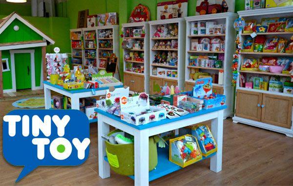 Juguetería Tiny Toy