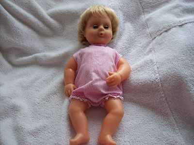 Vintage Tiny Tears Doll 60s - I had Teenie Tiny Tears :O(