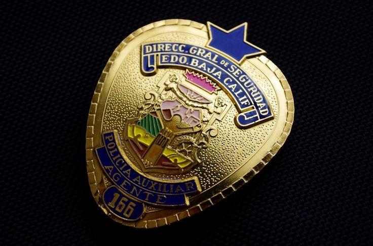 Agente, Policia Auxiliar, Dirección General de Seguridad (Spanish) (German Göde Made) スペイン治安総局補助警察