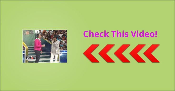 Michael Jackson dando clases de baile e ingles en el Karaoke en Español