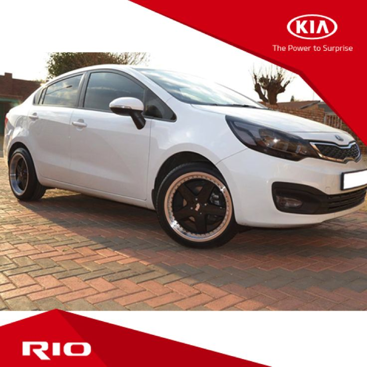 Good Morning Kia family, Nilesh Dolum submitted this #ModMonday pic of his Rio, retweet if you love it. pic.twitter.com/FOeMheXUWk