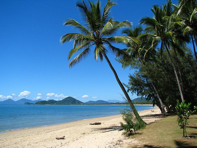 Palm Cove Beach, Australia