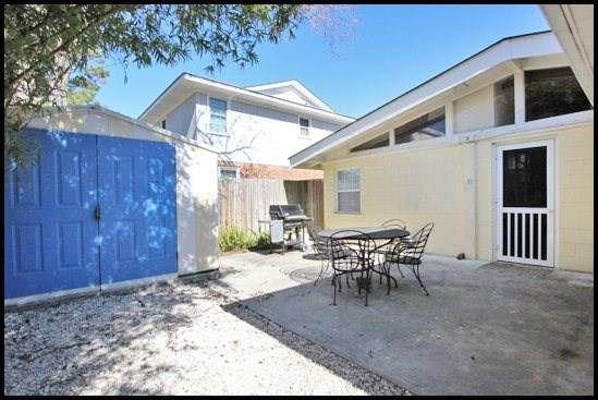Seahorse bungalow tybee island vacation rentals for Trailer rental savannah ga