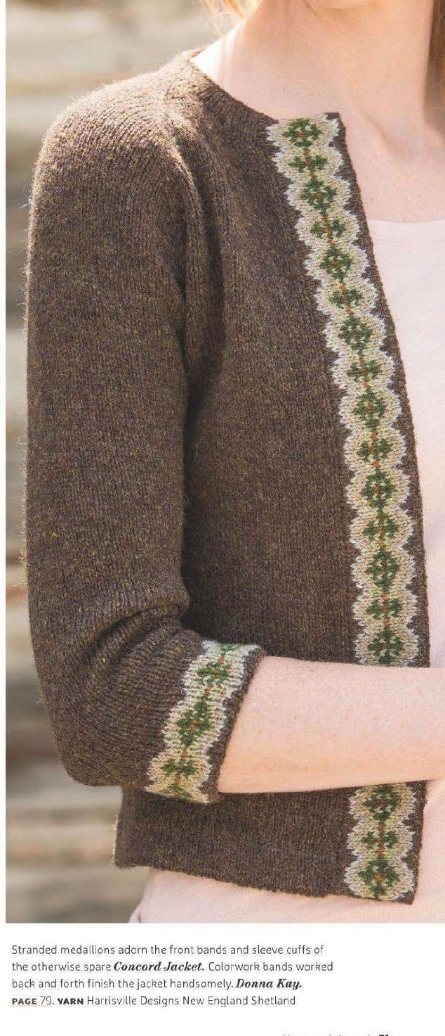 Interweave knits 2013 fall by baja - issuu