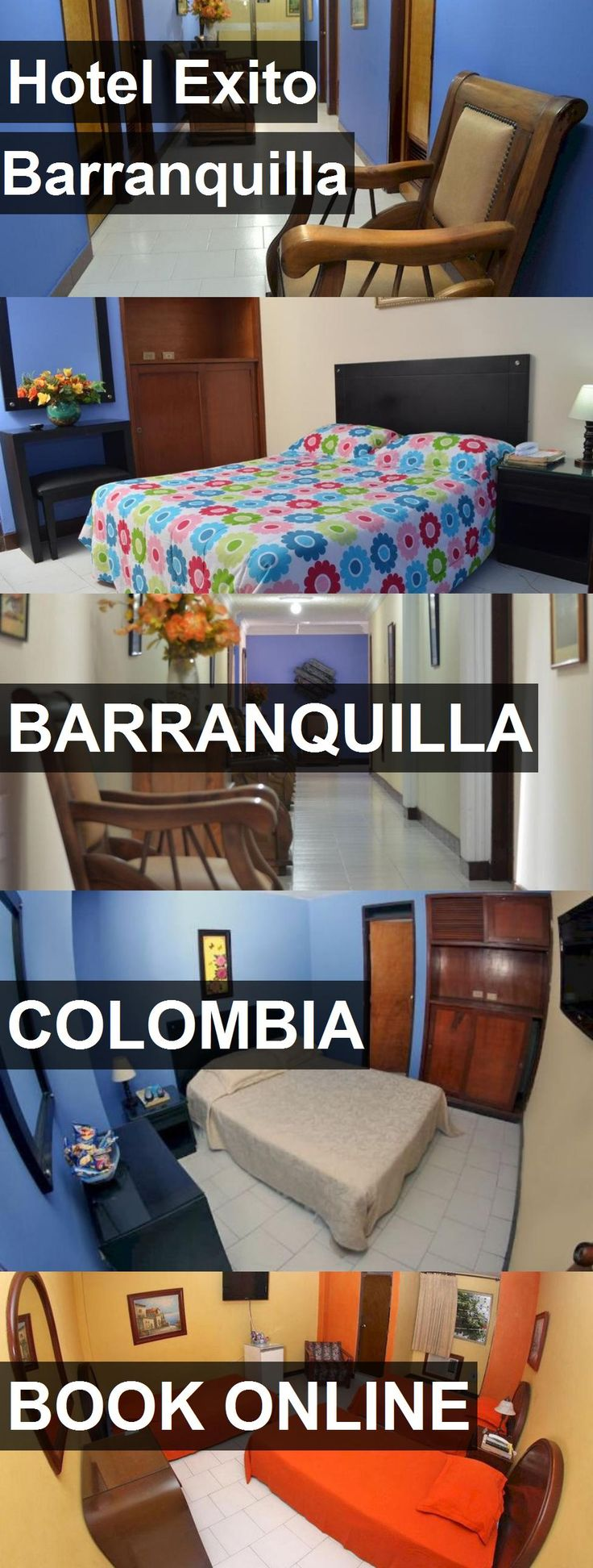Hotel Exito Barranquilla in Barranquilla, Colombia. For more information, photos, reviews and best prices please follow the link. #Colombia #Barranquilla #travel #vacation #hotel