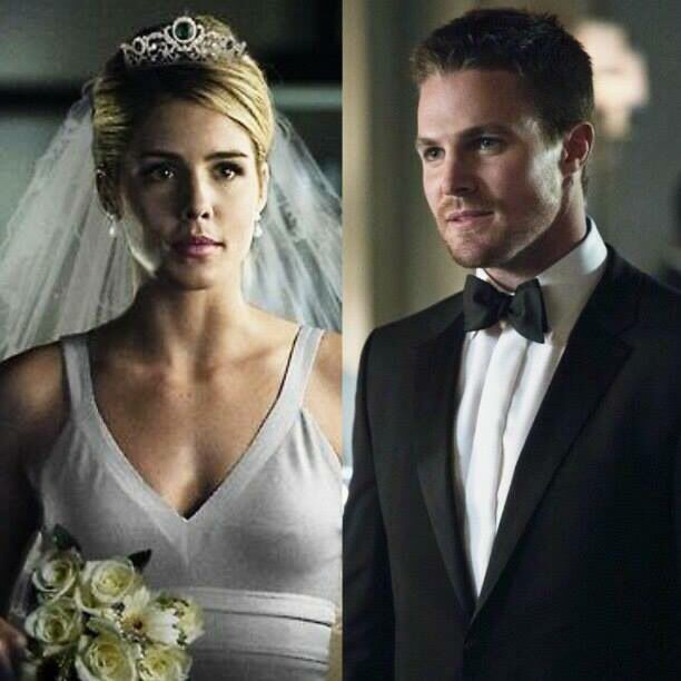 Shielded Arrow (Oliver and Felicity -Olicity- Fanfiction) ~2nd book in the Saga~ - Wedding - Wattpad