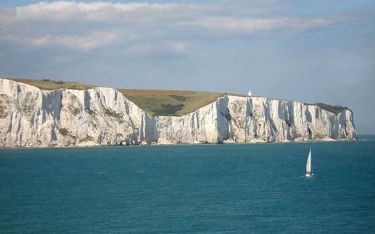 """""""You must come back on the ferry so you can see the White Cliffs of Dover"""""""