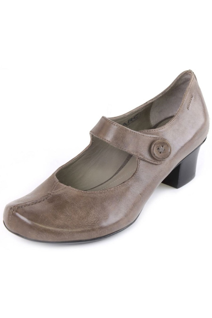 Lana Low Heel Dress Shoes In Mud by Marc 185 70 at