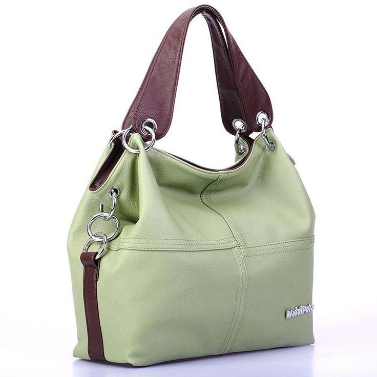 Handbag Soft Offer  PU Leather bags Zipper messenger Shoulder Crossbody Bags
