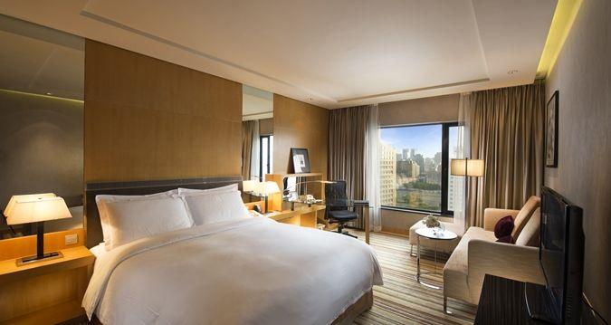 Hilton Beijing hotel - Deluxe Room