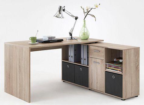 Marvelous Buy Stanton Corner Multi Position Office Desk Light Woo from our Office Desks u Tables range at Tesco direct