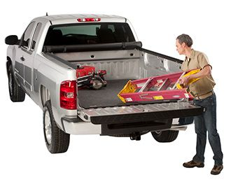 Ever scratch your bed while loading cargo? Access™ Truck Bed Mat can protect your bed's paint job from scratches that ruin the look and invite rust.