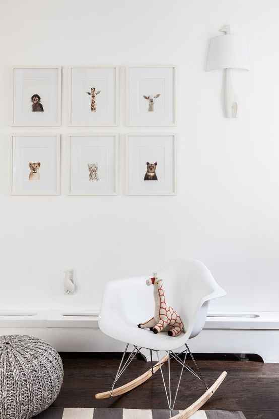 animal prints by sharon montrose, photographed by Heidi Lerkenfeldt