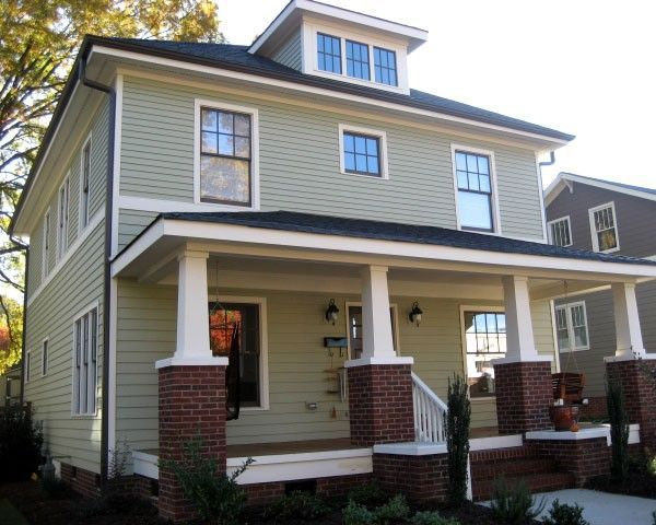 33 Best I Love The American Foursquare Images On Pinterest