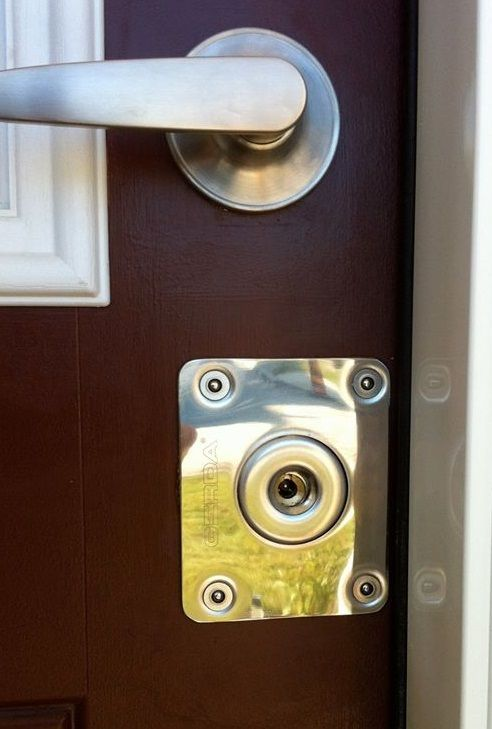 Find this Pin and more on High Security Door Locks \u0026 Deadbolts. & 72 best Locks images on Pinterest Pezcame.Com
