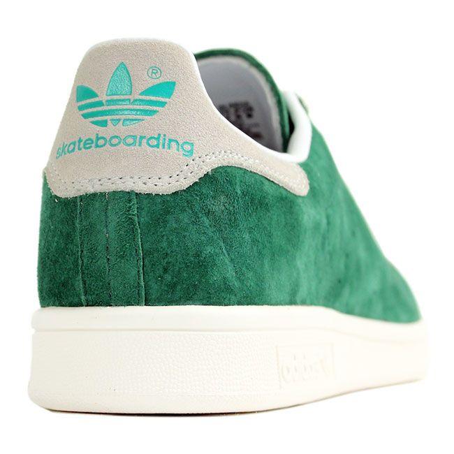 adidas Originals Stan Smith Skateboarding Amazon Green