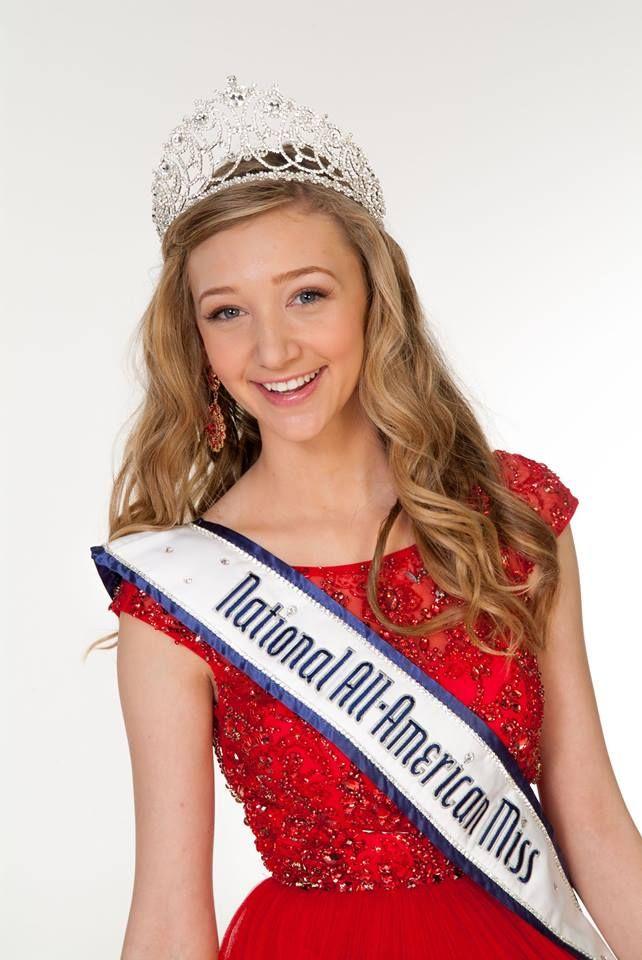 Miss Junior Teen America 2012 -