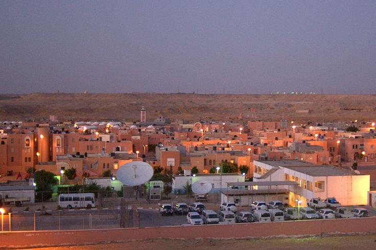 El Aaiun, Saharawi Arab Democratic Republic