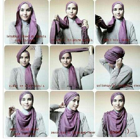 Turban hijab