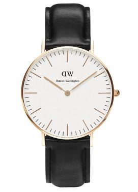 #Compare #Prices and Save on #Daniel Wellington #Women's Sheffield Rose #Watch - Black - $209.88