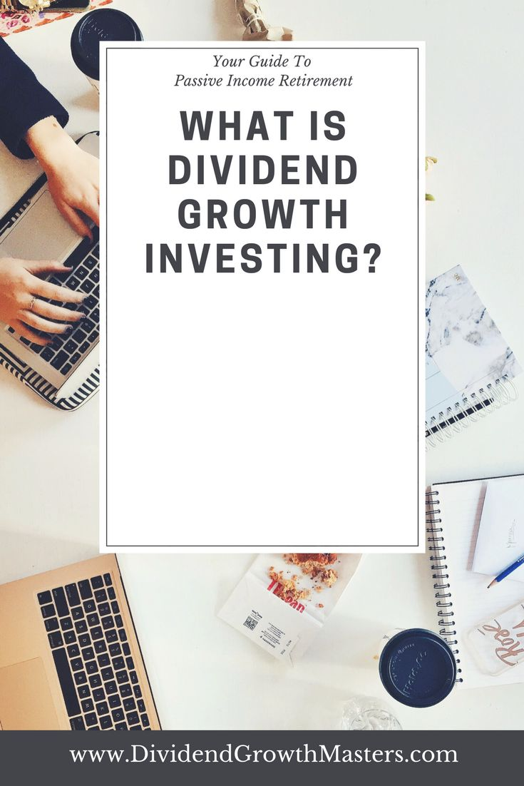 Can I retire off dividends? Is dividend investing right for me? The answer is YES! Learn how to invest in dividend stocks and build a DGI portfolio that you can retire on! Dividend investing is your guide to passive income retirement. Invest in stocks with the best strategy!
