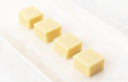White Chocolate Fudge Recipe - Great British Chefs