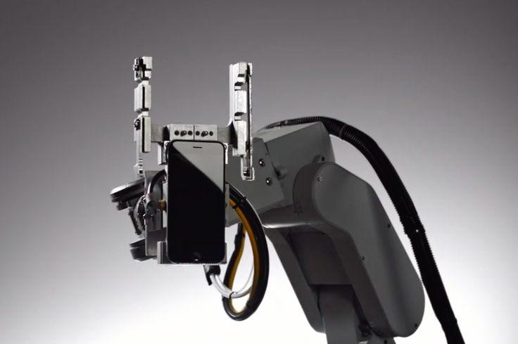 アップルはリサイクル素材だけで、ものづくりを目指す:専用ロボット「Liam」も投入