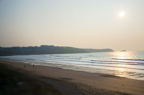 Maiden in Cornwall - Fistral Lovin' - Fistral Beach