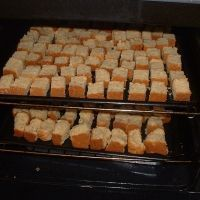 Buttermilk Rusks Recipe