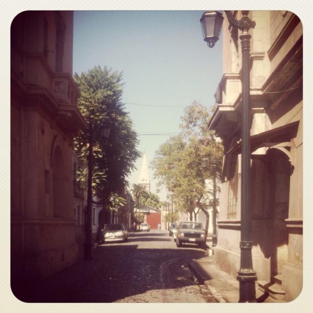 Barrio Yungay @ Santiago de Chile