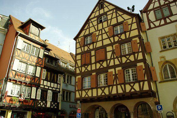 France: Alsace: Colmar