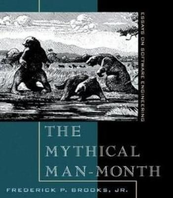 The Mythical Man-Month: Essays On Software Engineering PDF