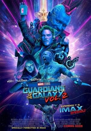 Pada seri kedua film Guardian of the Galaxy, Peter Quills (Chris Pratt) dan para Guardians kembali melanjutkan petualang