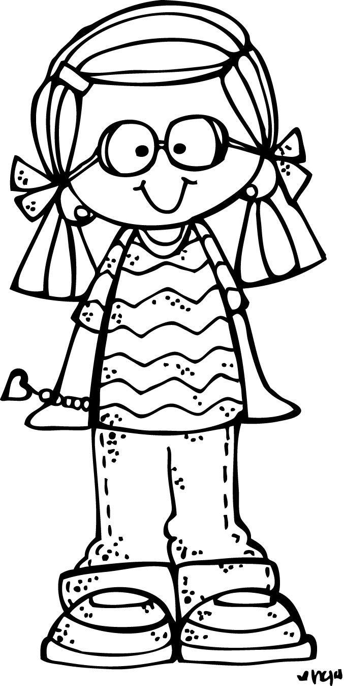 Risultati immagini per girl melonheadz Cartoon clip art Clip art Kids clipart