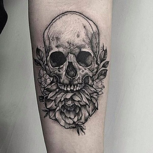 Skull Tattoos – 20 Ideas with Meaning