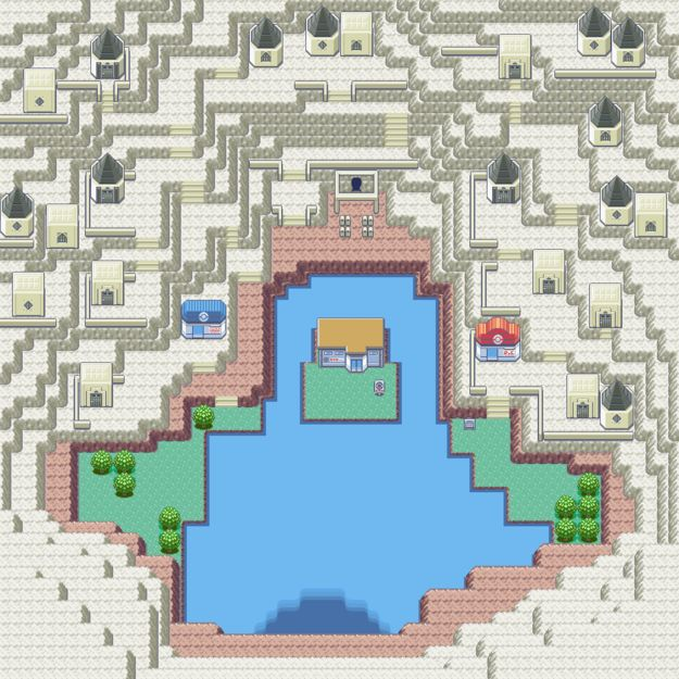 Sootopolis City | The Definitive Ranking Of All 100 Pokémon Towns And Cities