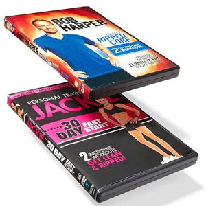 Top workout DVD's. Make no excuses busy moms or workaholics. No time for the gym well melt yourself in shape at home. =] it works for me.