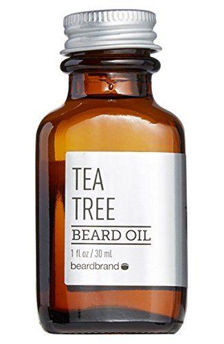 Beardbrand Tea Tree Beard Oil Review