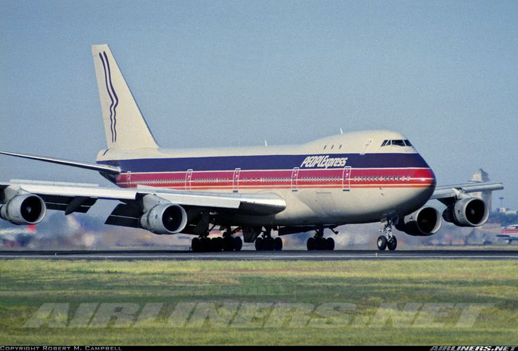 PEOPLExpress N603PE Boeing 747-143 aircraft picture