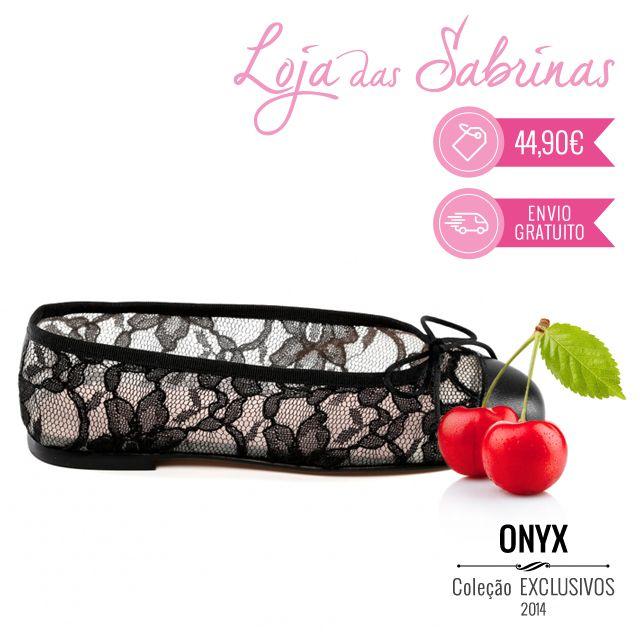 Sem desvendar tudo o que resguardam, as Onyx são a cereja no topo do bolo dos looks mais sexys e irreverentes.  Gostas do seu lado mais misterioso?