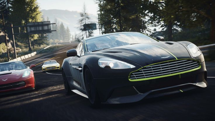Xbox One Game Review: Need For Speed: Rivals