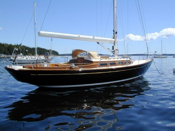 morris yachts | 2006 42' MORRIS YACHTS M-42 for sale in Bass Harbor, Maine | All Boat ...