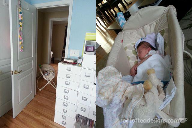 Favorite baby products: Rock n play sleeper and sleep sheep | spotofteadesigns.com