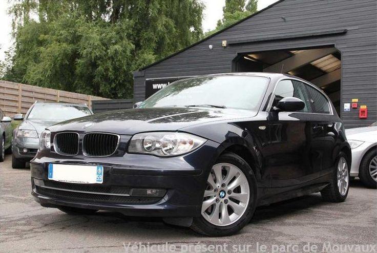 OCCASION BMW SERIE 1 (E81) 118D 143 EXCELLIS 3P