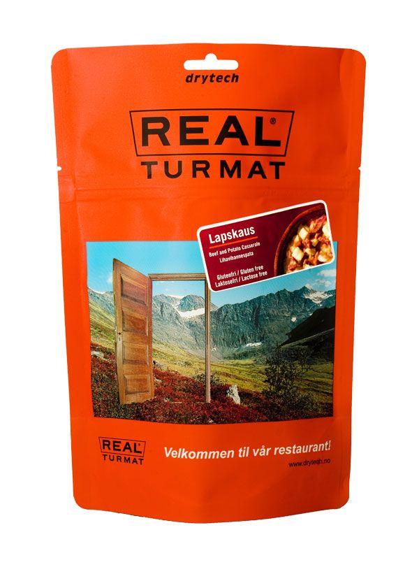 BEDST I TESTKategori: Kartoffel-ret  Mærke: Real Turmat Kalorier: 544 kcal pr. person Kcal pr. 100 gram: 503,70 Kcal Type: Oksekød Vægt:...