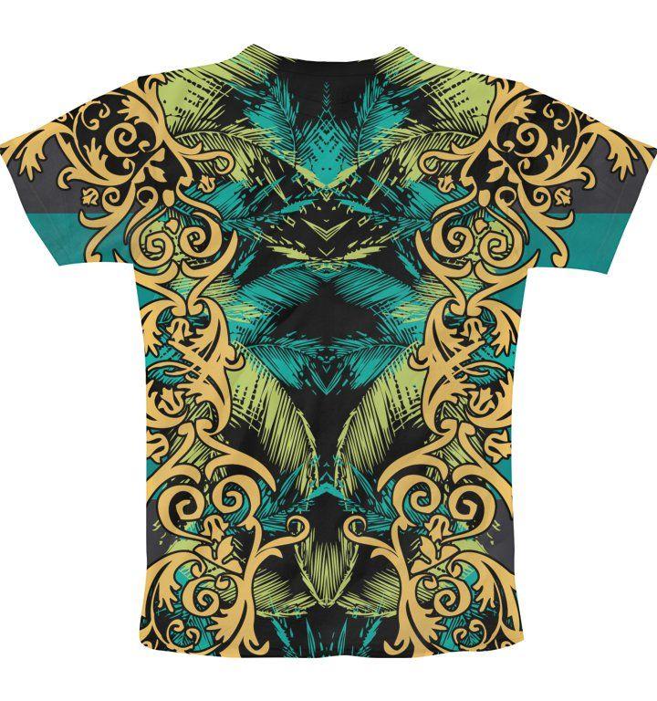 Baroque Palm T-Shirt