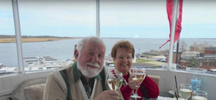Phantom Gourmet: This Lighthouse Restaurant in Newburyport, MA offers a once in a lifetime private dining experience. It is very popular for anniversaries, proposals and holidays.