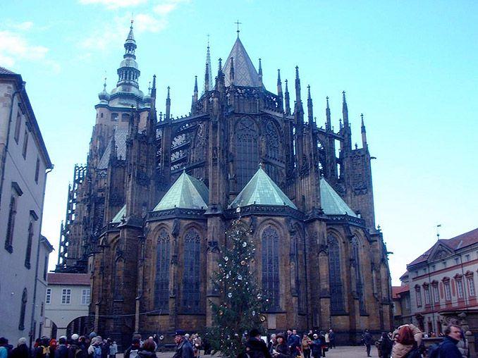Αεροπορικές Εκδρομές στο Εξωτερικό » Πράγα