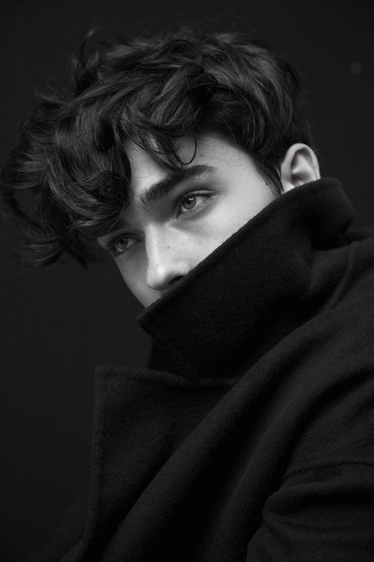 "strangeforeignbeauty: "" Damian Saca by Guillaume Malheiro """