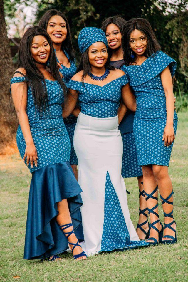 Modern Tswana Wedding South African Wedding Blog